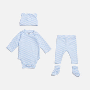 Kith Kids Baby Gift Set - Blue Multi