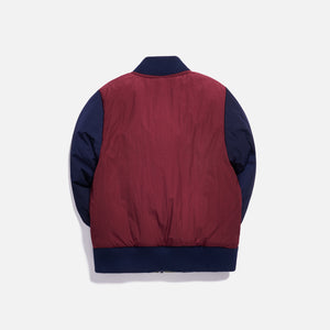 Kith Kids Bailey Bomber Jacket - Navy Multi Image 2