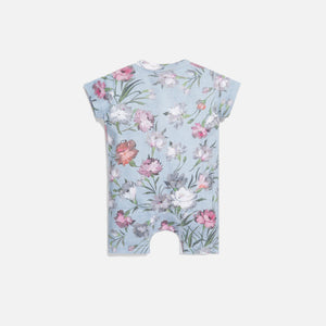 Kith Kids Baby Howie Coverall - Light Blue / Multi Image 2