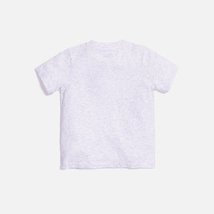 Kith Kids Classic Serif Tee - Heather Grey