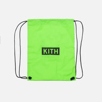 Kith Kids Drawstring Bag - Green Thumbnail 1
