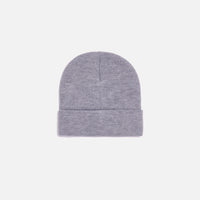 Kith Kids Baby Classic Beanie - Heather Grey Thumbnail 2