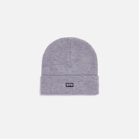 Kith Kids Baby Classic Beanie - Heather Grey Thumbnail 1