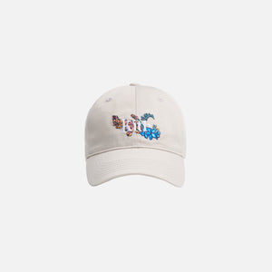 Kith Kids Multi Serif Cap - Almond Milk