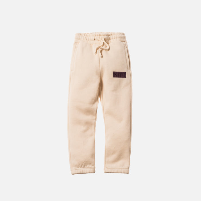 Kith Kids Williams Sweatpant - Ivory