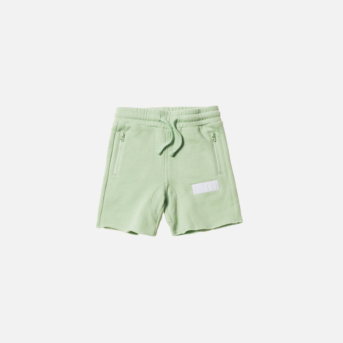 Kith Kids Bleecker Short - Mint