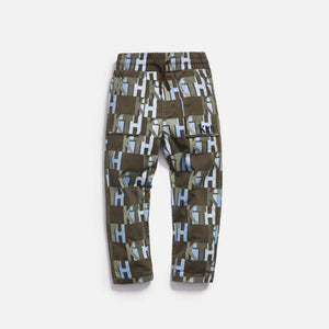 Kith Kids Rhiley Pant - Green Multi