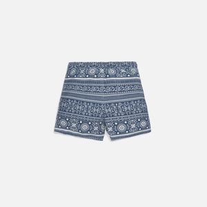 Kith Kids Teddy Short - Navy Image 2
