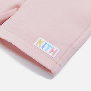 Kith Kids Avery Short - Pink Image 3