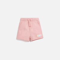Kith Kids Baby Avery Short - Pink Thumbnail 1
