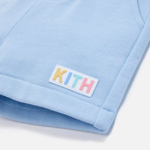Kith Kids Baby Avery Short - Blue