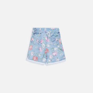 Kith Kids Jules Mesh Shorts - Blue Multi