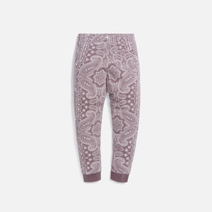 Kith Kids Aop Williams Pant - Mauve