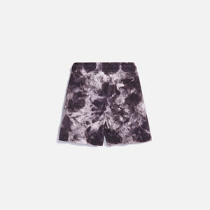 Kith Kids Tie Dye Short - Battleship / Multi Image 2