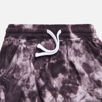 Kith Kids Tie Dye Short - Battleship / Multi Thumbnail 3