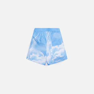 Kith Kids Pegasus Nylon Shorts - Blue