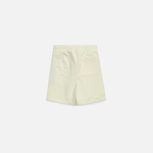 Kith Kids Sunwashed Classic Shorts - Yellow