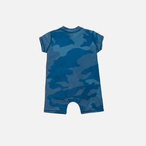 Kith Kids Babies Coverall Swim Suit - All Over Print