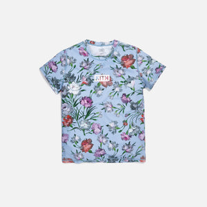 Kith Kids Parker Swim Tee - Blue / Multi Image 1