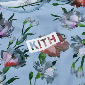 Kith Kids Parker Swim Tee - Blue / Multi Image 3