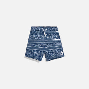 Kith Kids Charlie Swim Trunk - Navy / Multi Image 1