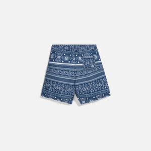 Kith Kids Charlie Swim Trunk - Navy / Multi Image 2