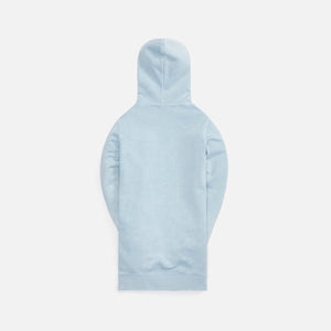 Kith Kids Hoodie Dress - Light Indigo