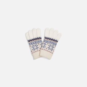 Kith Kids Fairisle Gloves - Turtledove