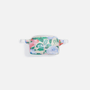 Kith Kids Floral Waist Bag - Tofu Multi