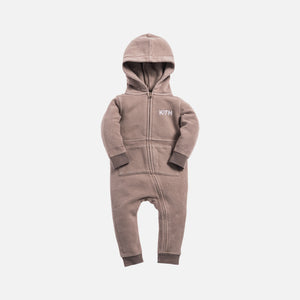 Kith Kids Toddlers Blocked Williams Coverall - Cinder