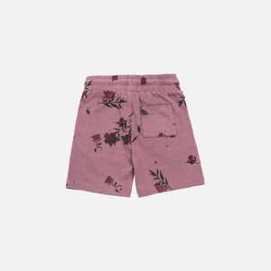Kith Kids Floral Short - Grape Shake