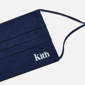 Kith Serif Washable Face Mask - Nocturnal