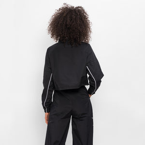 Kith Women K Sport Nylon Jacket - Black
