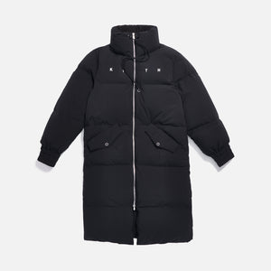 Kith Women Jade Long Puffer - Black