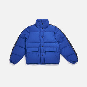 Kith Women Riley Puffer Jacket - Royal Blue