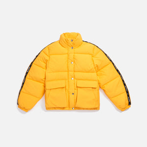 Kith Women Riley Puffer Jacket - Yellow Image 1