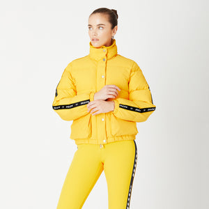 Kith Women Riley Puffer Jacket - Yellow Image 3