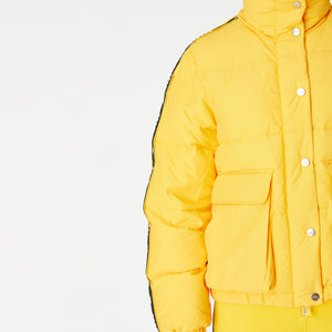 Kith Women Riley Puffer Jacket - Yellow Image 4