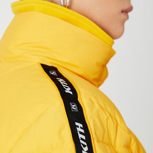 Kith Women Riley Puffer Jacket - Yellow Image 5