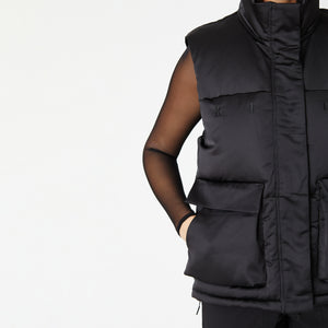 Kith Women Carmen Convertible Puffer -  Black