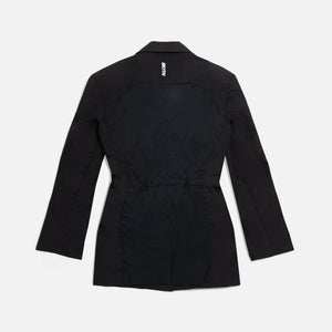 Kith Women Jillian Nylon Blazer - Black Image 2
