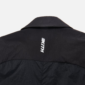 Kith Women Jillian Nylon Blazer - Black Image 3