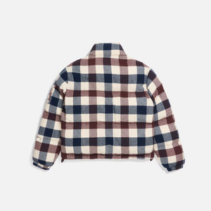 Kith Women Vicky Plaid Puffer - Multi