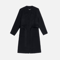 Kith Women Danielle Overcoat - Black Thumbnail 1