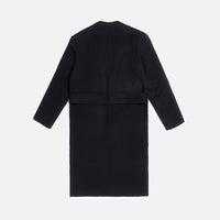 Kith Women Danielle Overcoat - Black Thumbnail 2