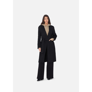 Kith Women Danielle Overcoat - Black Image 5