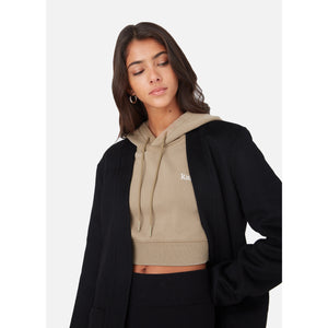 Kith Women Danielle Overcoat - Black Image 4