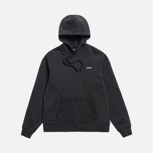 Kith Women Jane Hoodie - Washed Black Image 1