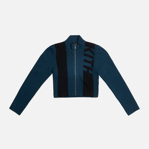 Kith Women Kori Full Zip - Night Sea
