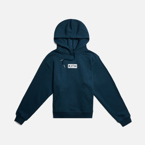 Kith Women Jane Hoodie - Night Sea Image 1